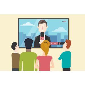 Media/TV network